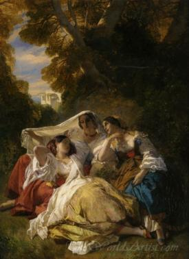 La Siesta  (The Nap)