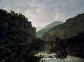 The Cloister Of San Cosimato