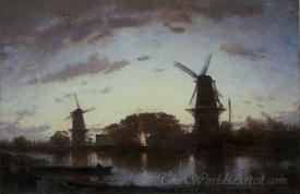 Les Bords De L Amstel  (The Shores Of The Amstel)
