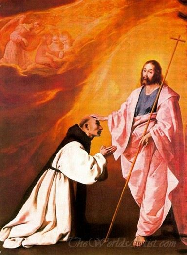 Vision Of Brother Andres Salmeron