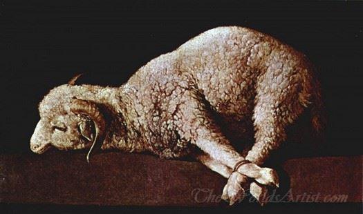 Agnus Dei Lamb Of God  (Lamb Of God)