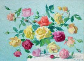 Bouquet De Roses  (Bouquet Of Roses)