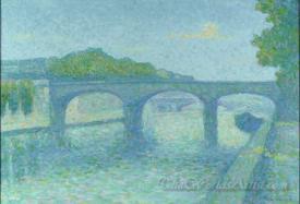 Pont Sur La Seine  (Bridge On The Seine)