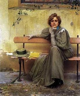 Mujer Sentada  (Woman Sitting)