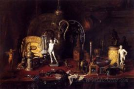Still Life With Objects Of Wallace