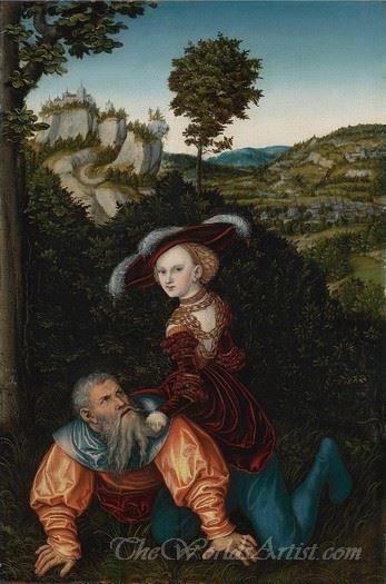 Phyllis Und Aristotle