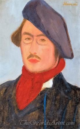 Portrait Of Pierre Bonnard