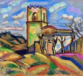 Chapel Of Sant Joan D Horta