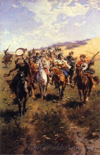 Cossacks Wedding