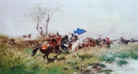 Attack Of The Cavalry
