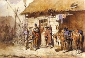 Before Lisowczycy Gospoda