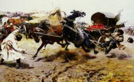 The Runaway Cart