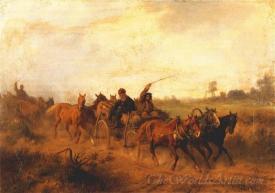 Jews Riding On Fair