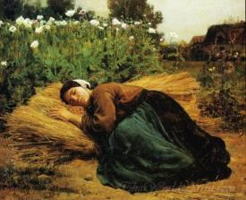 A Rest In The Fields