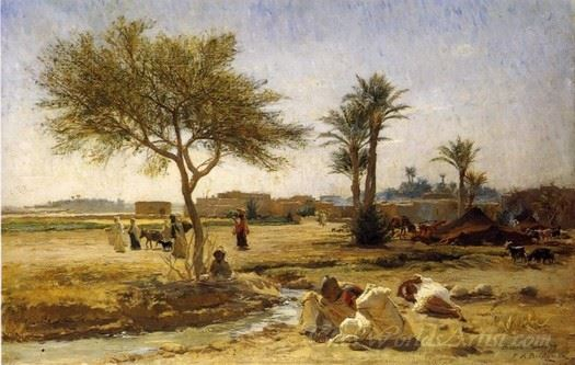An Arab Village