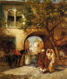By The City Gate