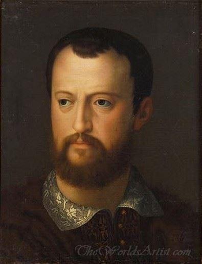 Grand Duke Cosimo I Of Tuscany