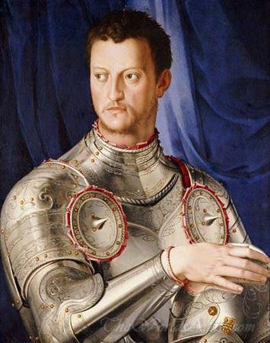 Portrait Cosimoi De Medici