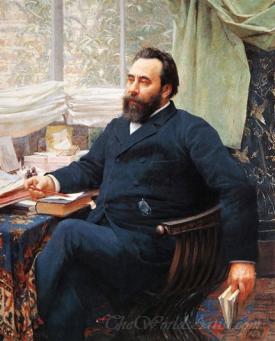 Portrait Baltazar Bogisic