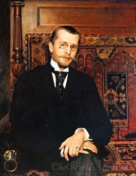 Portrait Dr Stjepan Miletic
