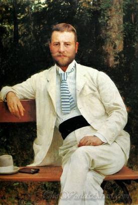 Portrait Gustav Pongratz
