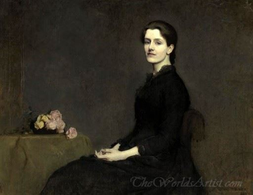 Portrait Of Anne Page