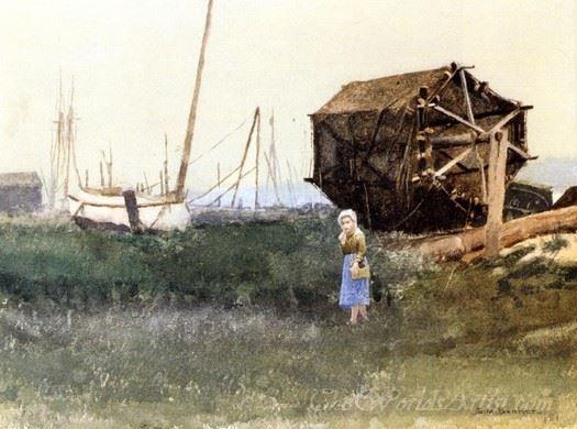 The Fisher Girl Nantucket