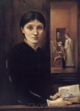 Georgiana Burne Jones