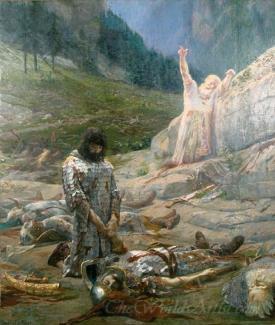 La Mort Des Preux  (Death Of Preux)