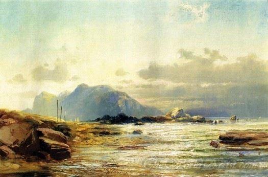 A Sketch Of The Coast
