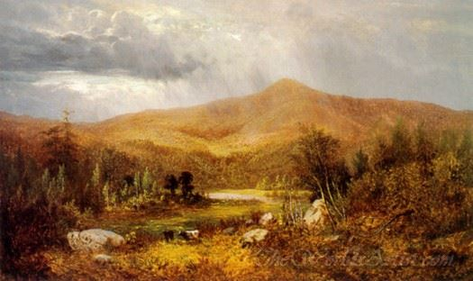 Androscoggin River Valley