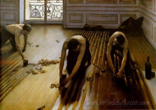 The Floor Scrapers  (Les Raboteurs De Parquet)