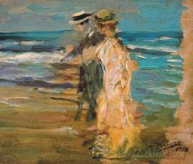 A Orillas Del Mar  (Seaside)