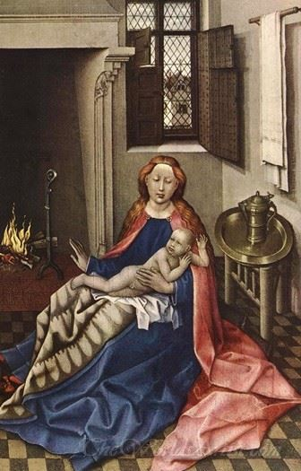 Madonna With The Child Altarpiece