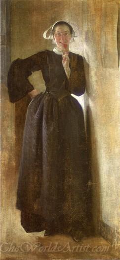 Josephine The Breton Maid