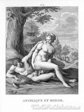 Angelique Et Medor