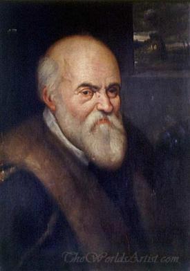 Italian Scientist Ulisse Aldrovandi