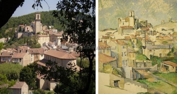 Paul Cezanne Gardanne