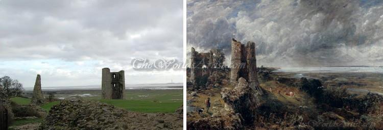 John Constable Hadleigh Castle